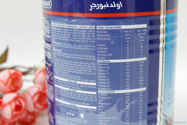 Sữa Oldenburger nguyên chất - 1