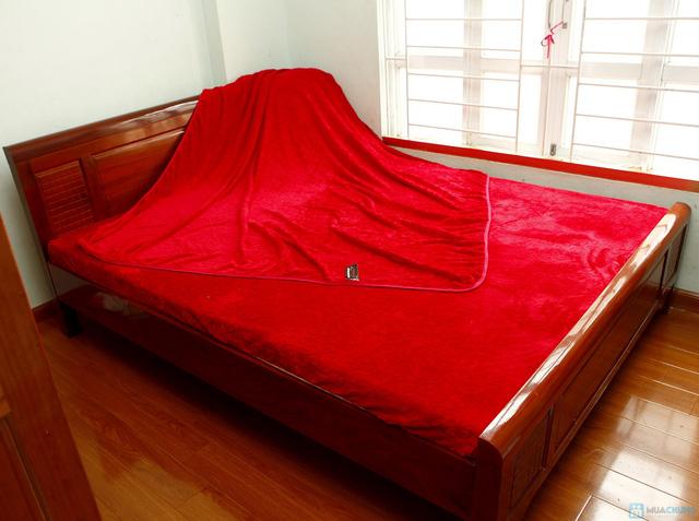 Ga Gường bằng Băng lông tuyết nhung cao cấp madein Việt Nam - 1