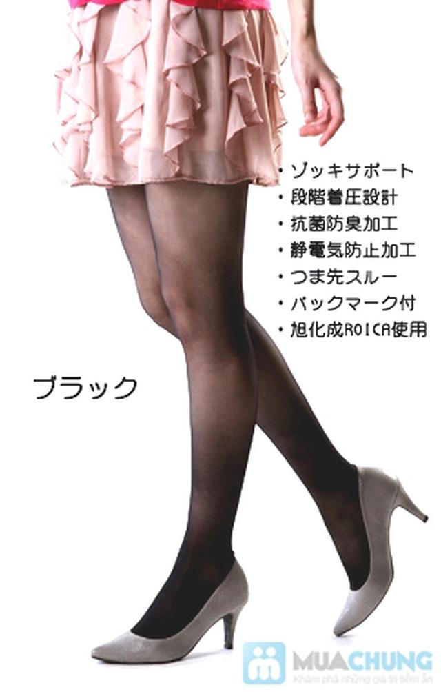 Quần tất Nhật FIT LADY tông đen, dai, bền, quyến rũ  - 7