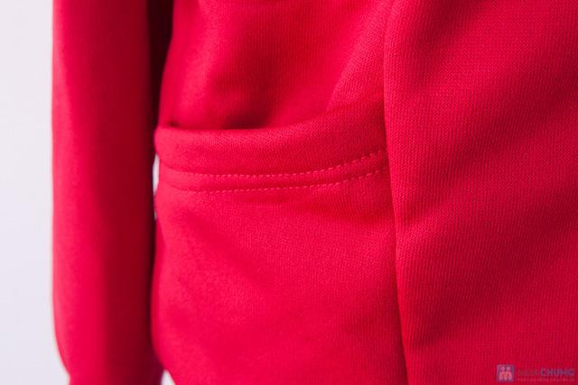 Áo khoác nữ xỏ ngón - 7