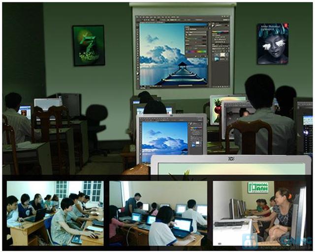 Khoá học ADOBE PHOTOSHOP CS6 hoặc  ADOBE ILLUSTRATOR CS6  - 26