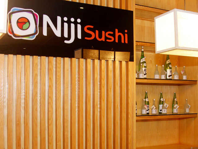 Buffet thỏa thích tại Niji sushi - 18