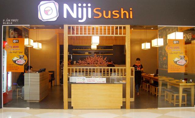 Buffet thỏa thích tại Niji sushi - 1