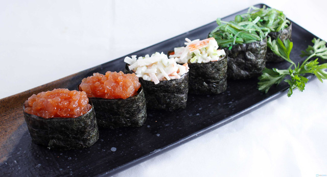 Buffet thỏa thích tại Niji sushi - 8