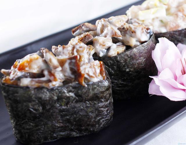 Buffet thỏa thích tại Niji sushi - 15