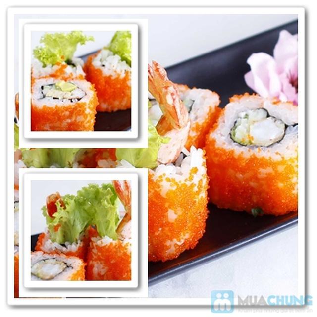 Buffet thỏa thích tại Niji sushi - 12