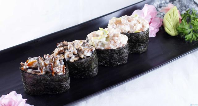 Buffet thỏa thích tại Niji sushi - 9