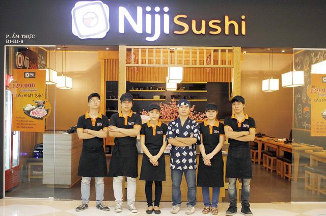 Buffet thỏa thích tại Niji sushi - 20