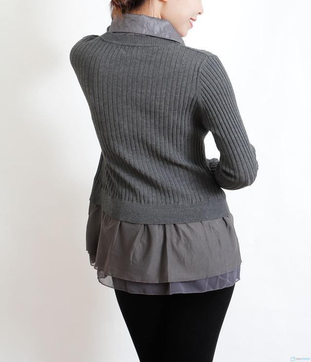 Áo len cao cấp dành cho tuổi trung niên - 11