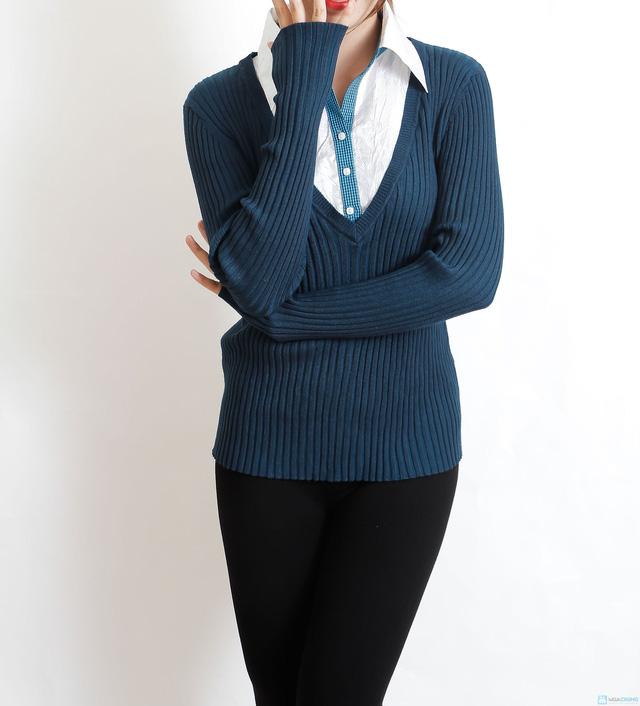 Áo len cao cấp dành cho tuổi trung niên - 18