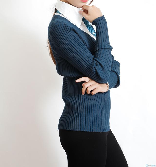 Áo len cao cấp dành cho tuổi trung niên - 13