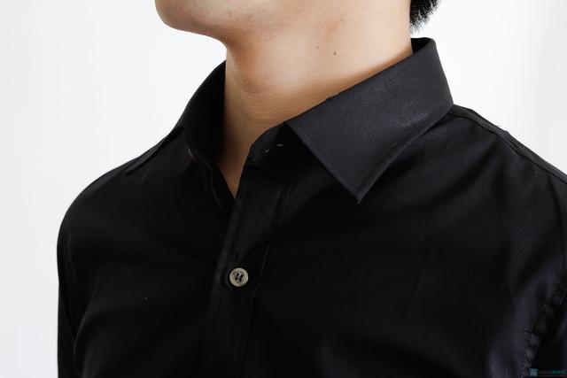 áo sơ mi công sở cho chàng trai thanh lịch - 4
