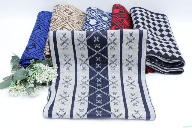 Khăn len thời trang cho cả Nam và Nữ - 1