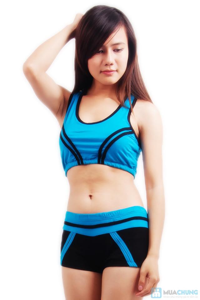 Bộ đồ thể thao cho người tập Yoga - 8