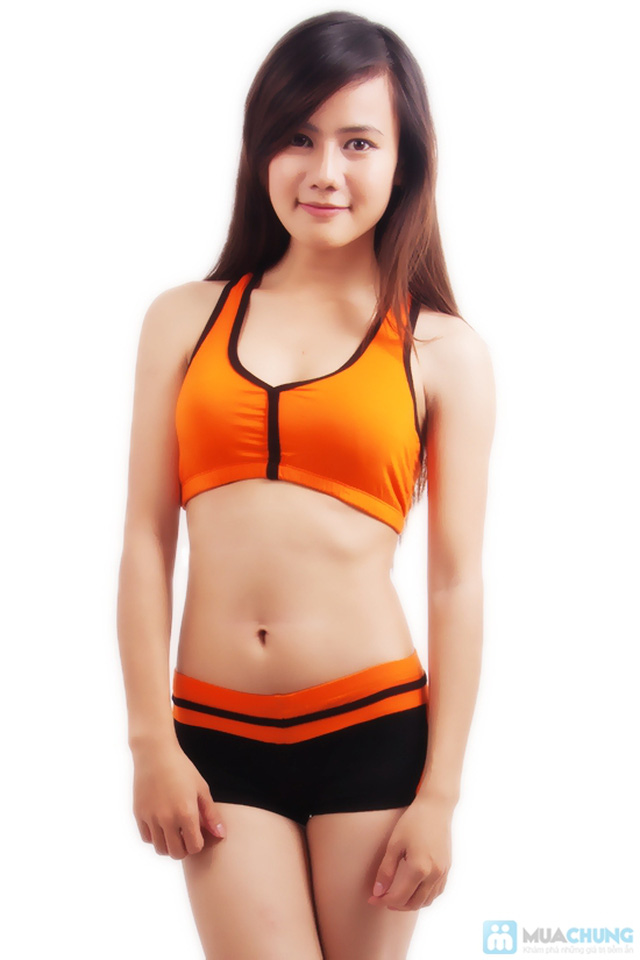 Bộ đồ thể thao cho người tập Yoga - 5