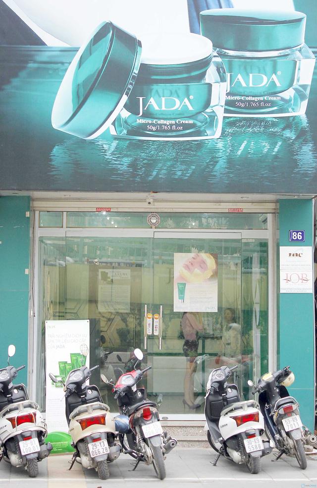 Thon gọn cằm ngay lần đầu tiên tại Jada Việt Nam - 3