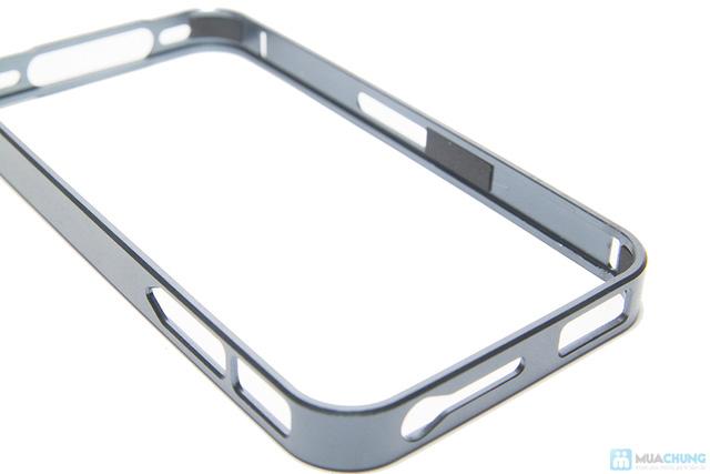 Combo viền nhôm iphone 4/4S và nút home nhôm - 6