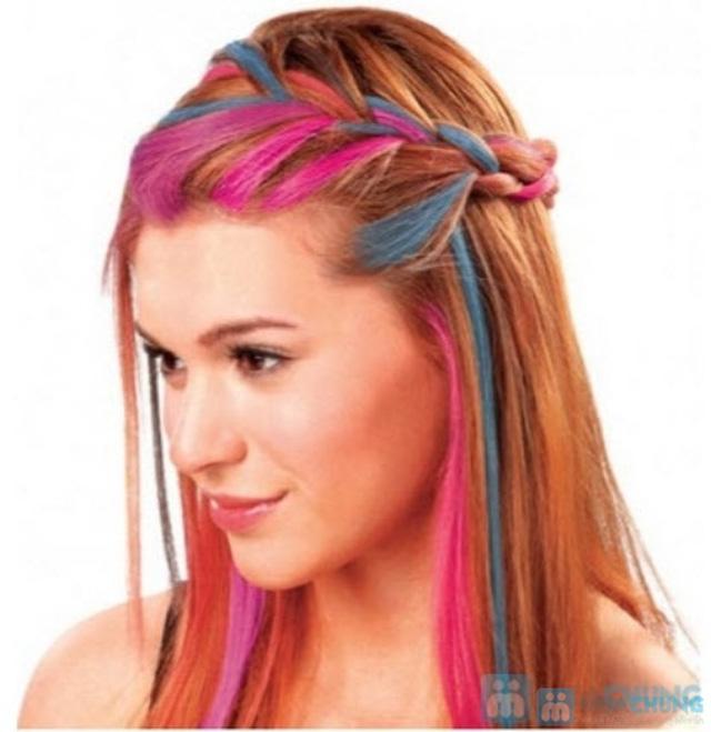 Phấn nhuộm màu tóc Highlight - 4