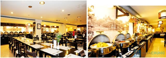 Buffet Gánh dành cho buổi trưa với hơn 40 món ăn đặc sắc 3 miền - Khách sạn Bông Sen - 9