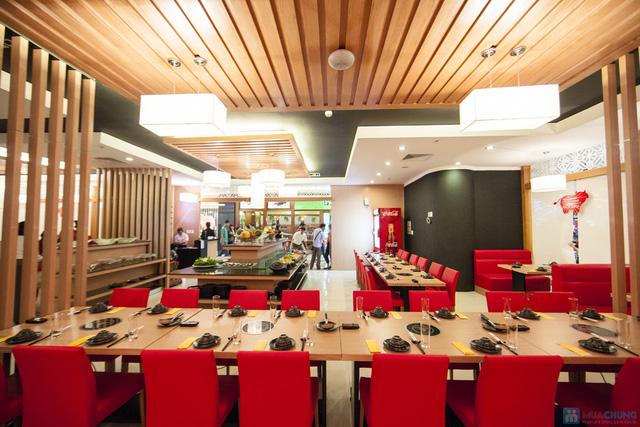 buffet lẩu bò Kendo tại royal city - 2
