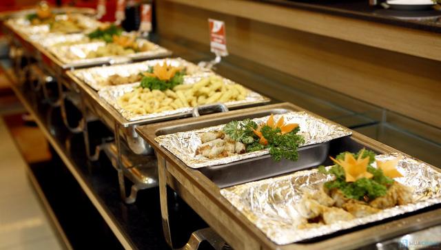 buffet lẩu bò Kendo tại royal city - 3