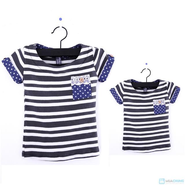 Áo thun đôi cho mẹ và bé - 1