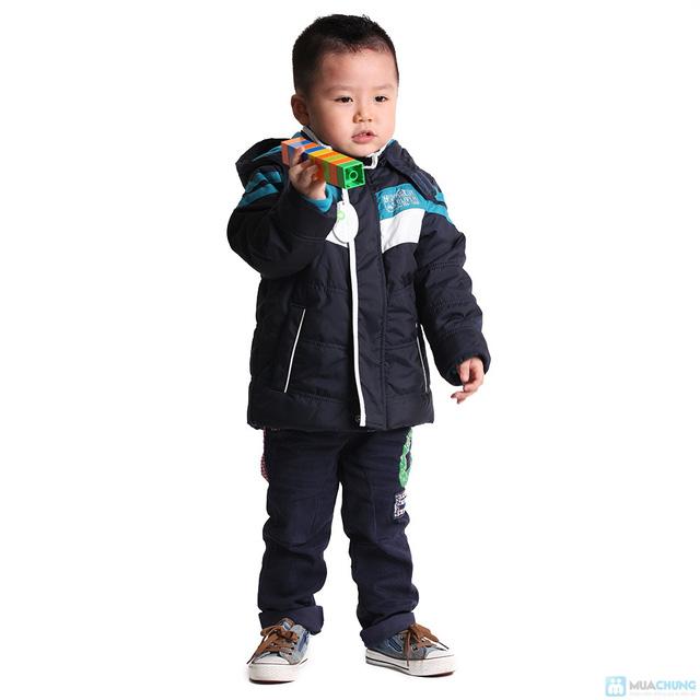 Áo phao trẻ em hàng Việt Nam xuất khẩu - 1