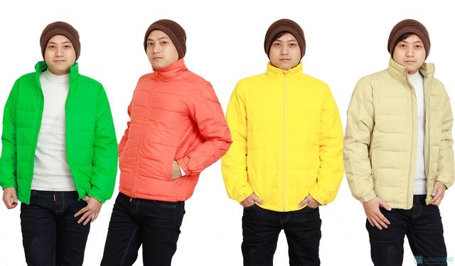 Áo khoác Nam mango (hàng xuất dư) - 1