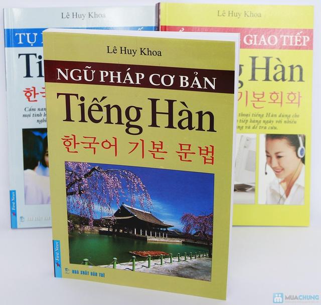 Cẩm nang giao tiếp tiếng Hàn + Tự học giao tiếp tiếng Hàn + Ngữ pháp cơ bản tiếng Hàn. Chỉ với 112.000đ - 10