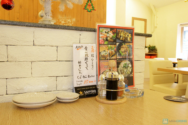 Buffet Tối Trên 150 Món Nhật Tại Miraku Restaurant - 5