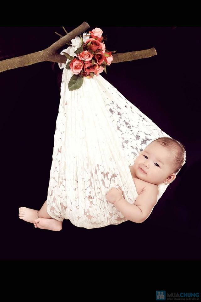 Chụp ảnh và in lịch cho bé tại Phạm studio - 32