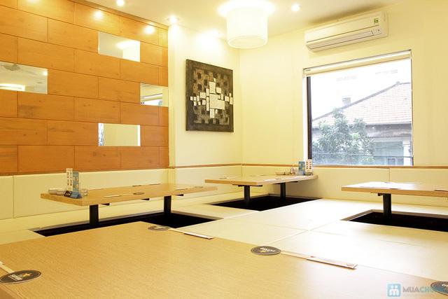 Buffet Tối Trên 150 Món Nhật Tại Miraku Restaurant - 12