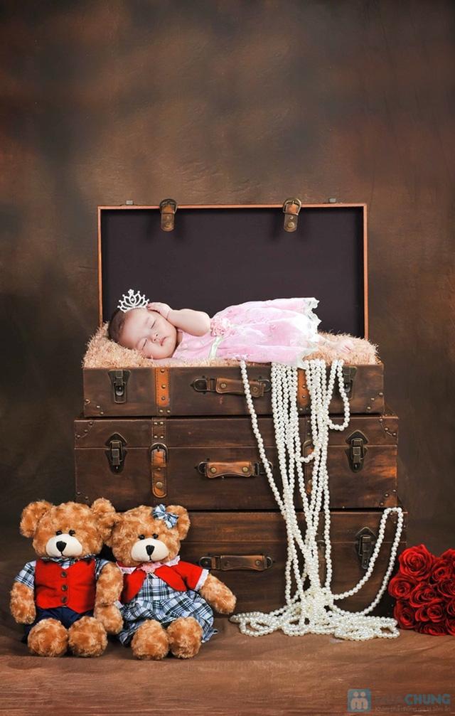 Chụp ảnh và in lịch cho bé tại Phạm studio - 33