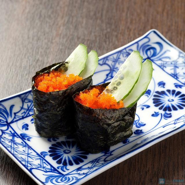 Buffet Trưa Trên 100 Món Nhật Tại Miraku Restaurant - 22