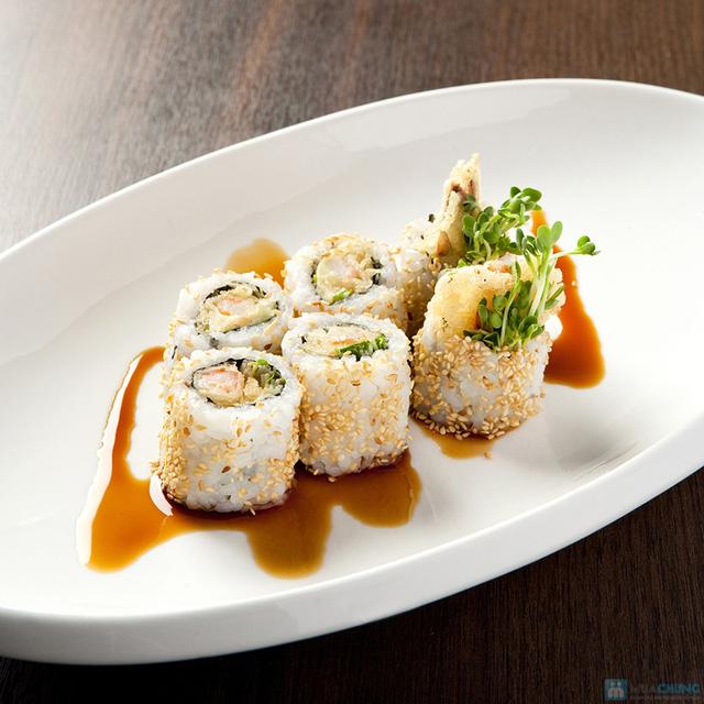Buffet Trưa Trên 100 Món Nhật Tại Miraku Restaurant - 11