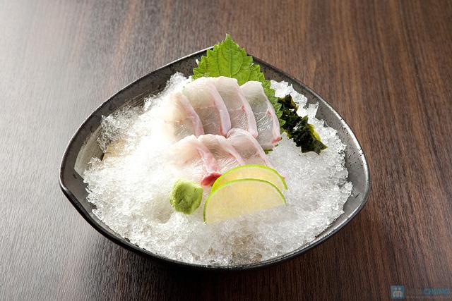 Buffet Trưa Trên 100 Món Nhật Tại Miraku Restaurant - 27