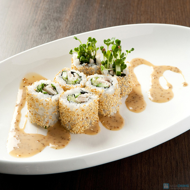 Buffet Trưa Trên 100 Món Nhật Tại Miraku Restaurant - 15