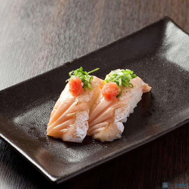 Buffet Trưa Trên 100 Món Nhật Tại Miraku Restaurant - 7