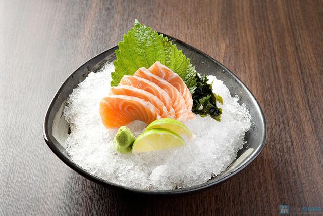 Buffet Trưa Trên 100 Món Nhật Tại Miraku Restaurant - 26