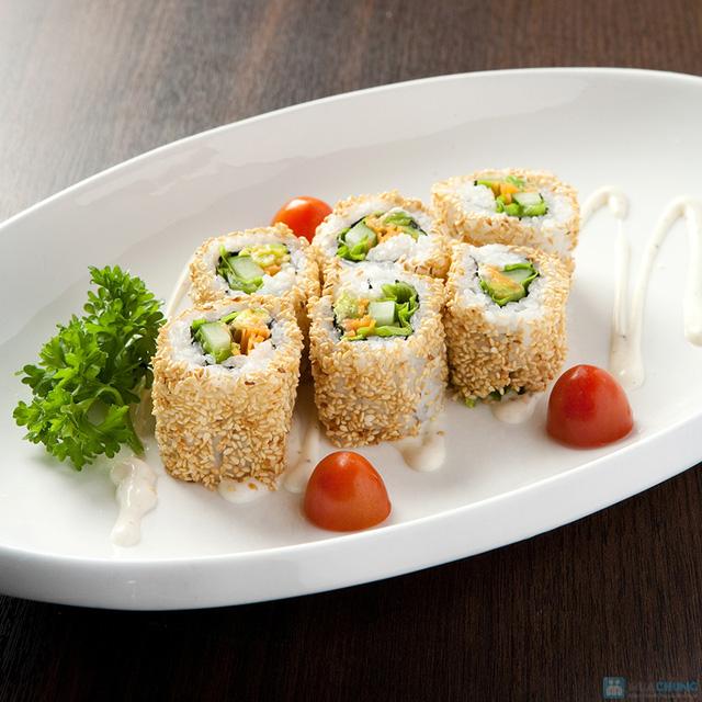 Buffet Trưa Trên 100 Món Nhật Tại Miraku Restaurant - 20