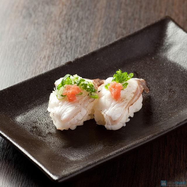 Buffet Trưa Trên 100 Món Nhật Tại Miraku Restaurant - 8