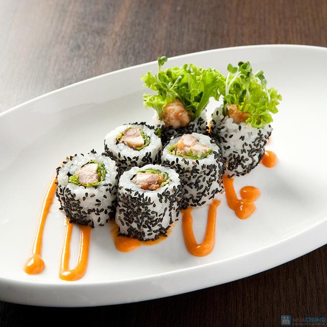 Buffet Trưa Trên 100 Món Nhật Tại Miraku Restaurant - 17