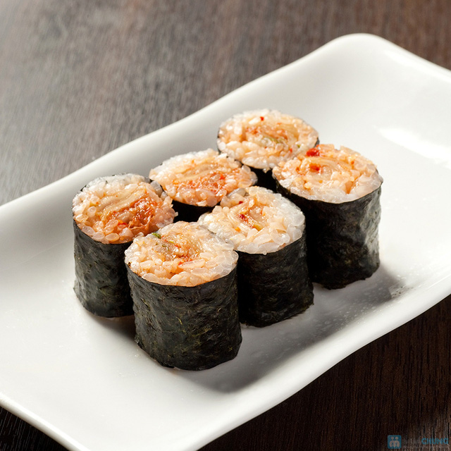Buffet Trưa Trên 100 Món Nhật Tại Miraku Restaurant - 9