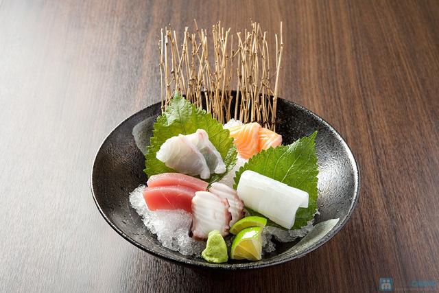 Buffet Trưa Trên 100 Món Nhật Tại Miraku Restaurant - 32