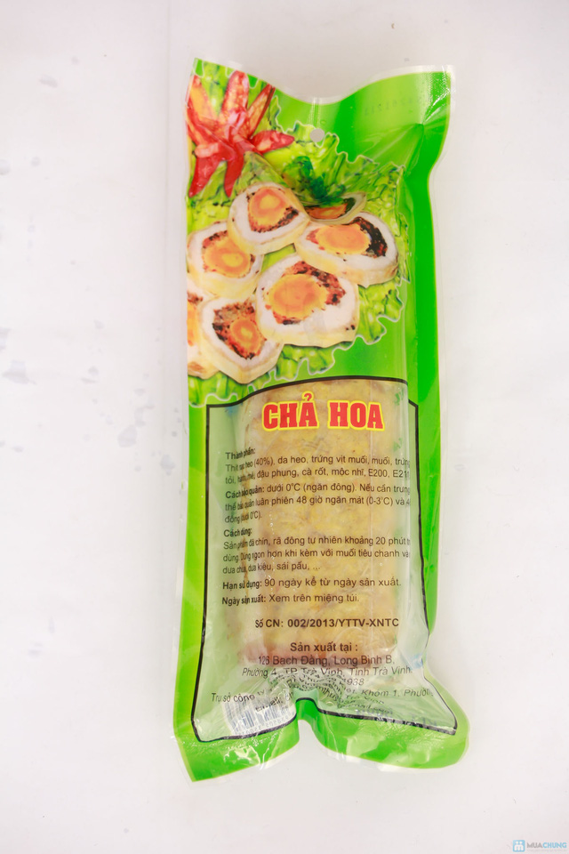 Chả Hoa đặc sản Trà Vinh 500g - 6