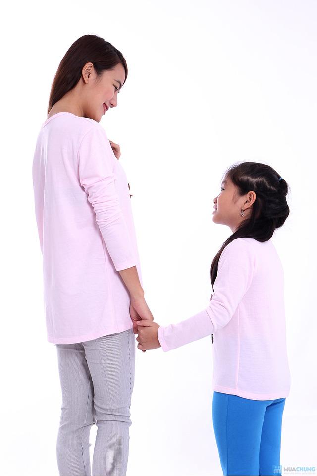Combo áo đôi cho mẹ và bé - 6