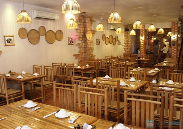 Set ăn: 01 món lẩu + 01 món phụ tự chọn dành cho 2 -3 người tại nhà hàng Bún Và Lẩu V  - 4