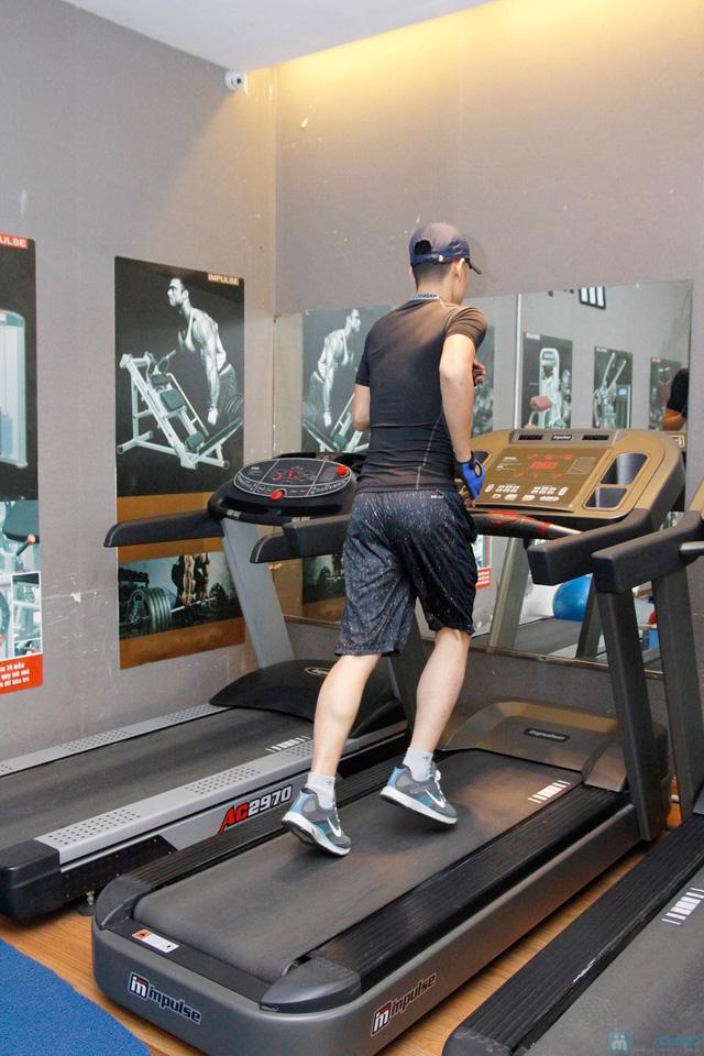 khóa tập Gym 1 tháng tại Tuấn Vũ Fitness - 7