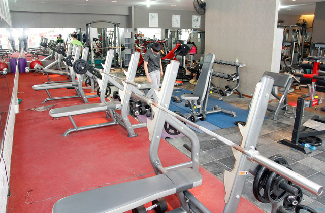 khóa tập Gym 1 tháng tại Tuấn Vũ Fitness - 6