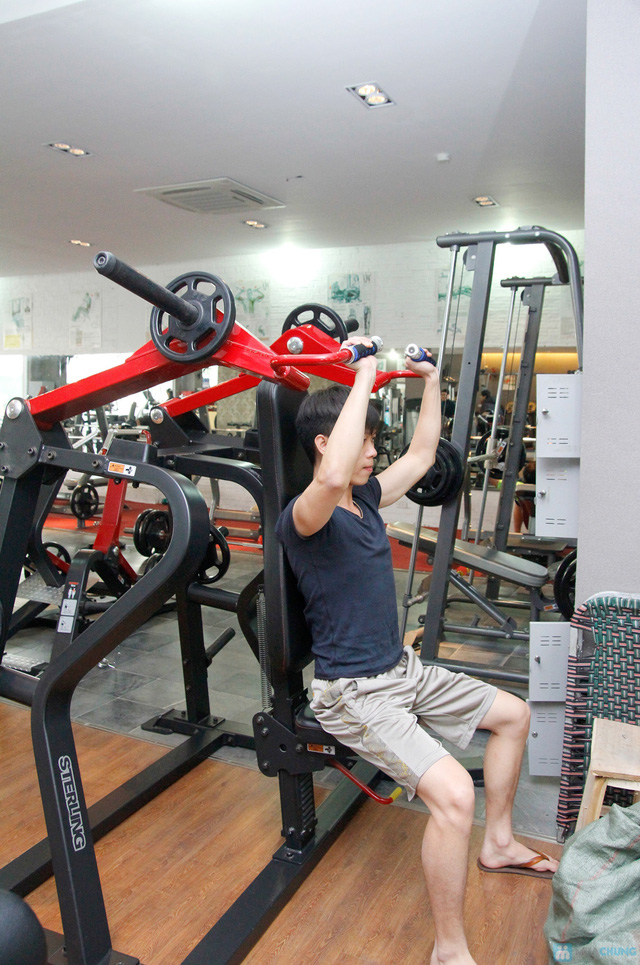 khóa tập Gym 1 tháng tại Tuấn Vũ Fitness - 9